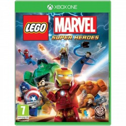 بازی Lego Marvel Super Heroes مخصوص XBOX