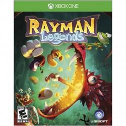 بازی Rayman Legends Definitive Edition مخصوص XBOX