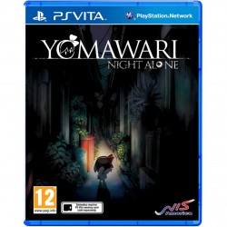بازی Yomawari : Midnight Shadows مخصوص PlayStation