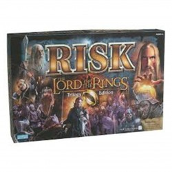برد گیم Risk: The Lord of the Rings