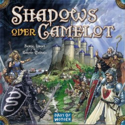 بردگیم Shadows over Camelot