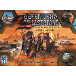 بردگیم   Defenders of the Last Stand - Kickstarter Exclusive