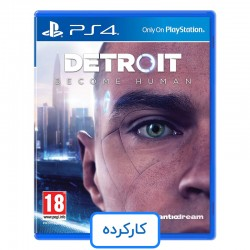 بازی Detroit Become Human برای PS4 - کارکرده