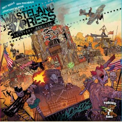 بردگیم Wasteland Express