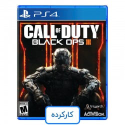 بازی Call Of Duty Black Ops 3 برای PS4 - کارکرده