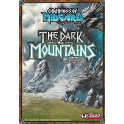 اکسپنشن بردگیم Champions of Midgard - Dark Mountains