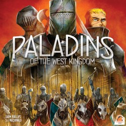 بردگیم Paladins of the West Kingdom