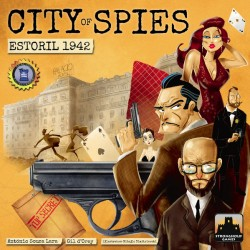 بردگیم City of Spies