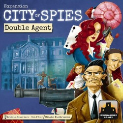 اکسپنشن City of Spies - Double Agent