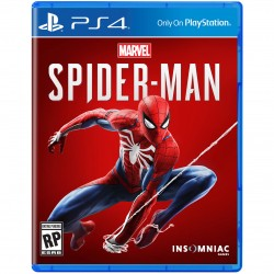 بازی Marvel's Spider-Man مخصوص PS4